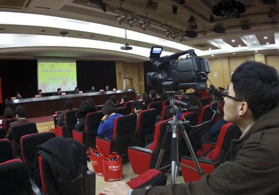山东省女摄影家协会举办年会表彰优秀会员