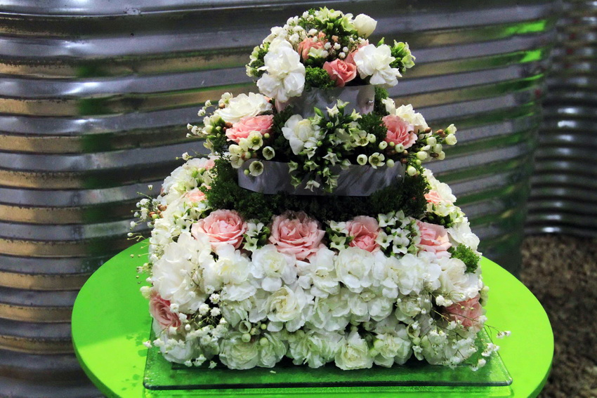 可爱蛋糕diy