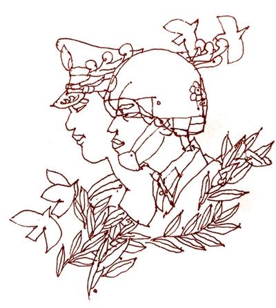 简笔画 设计 矢量 矢量图 手绘 素材 线稿 400_446