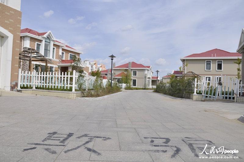 2011年10月02日,山东省威海市,乳山银滩.