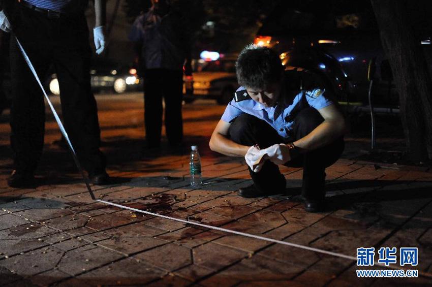 高清:成都一男子持刀行凶造成4人死亡11人受伤[23]