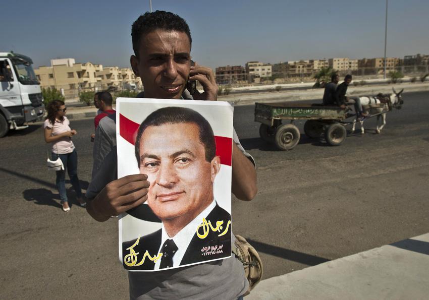 高清 埃及法院再度延期审理穆巴拉克案