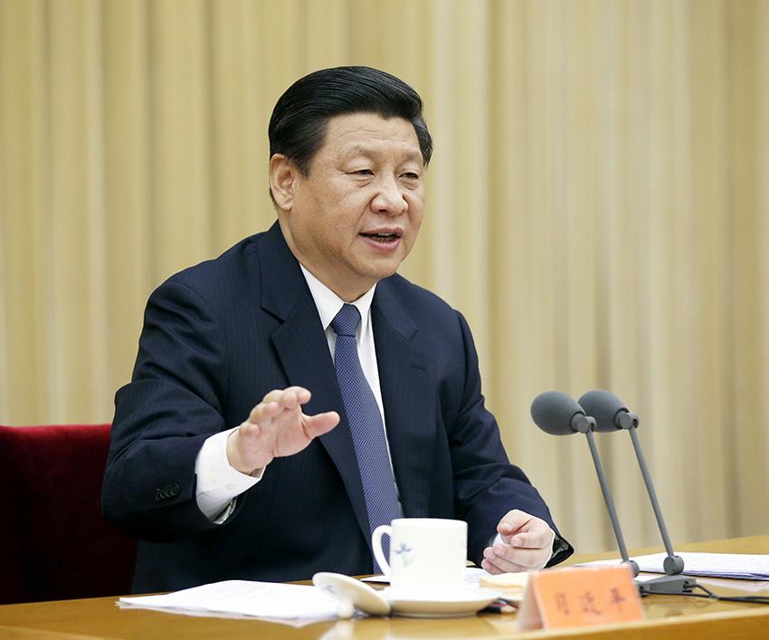 习近平在中央政法v中央议上发表重要讲话易阳视频图片