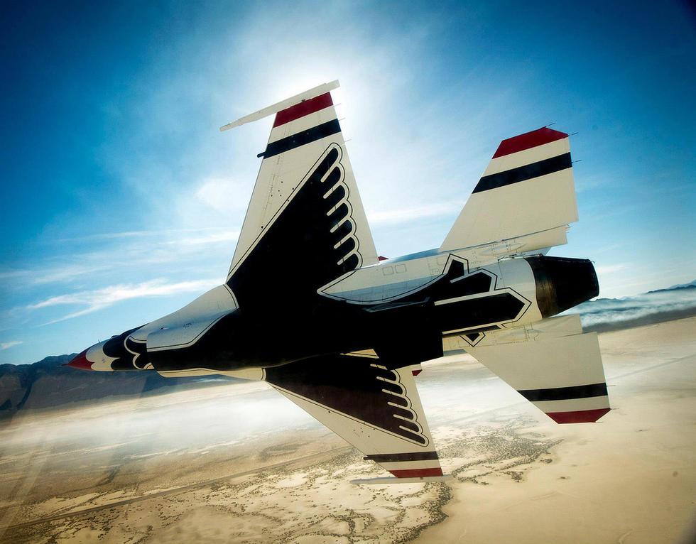 2013年度美国空军最佳照片