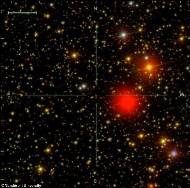 """科学家发现""""超高速""""恒星群 或脱离银河系吸引【3】"""