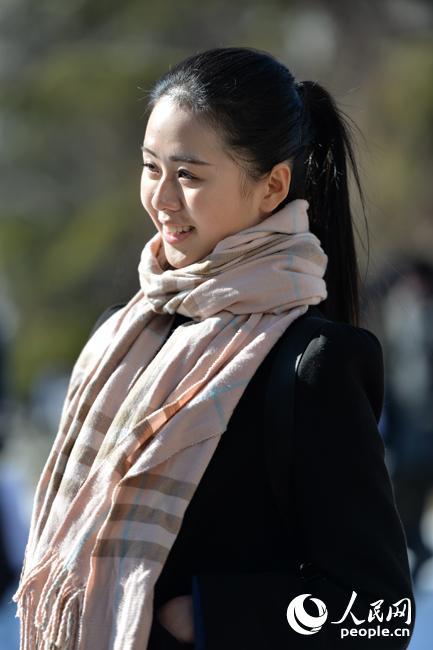 翁奇羽/【转载】 2014艺考美女迷人眼
