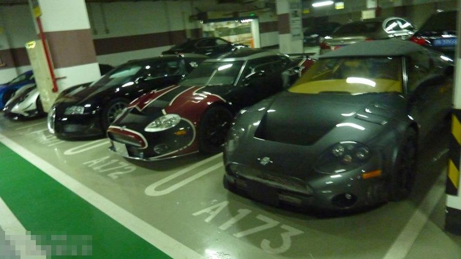 Undergroud  Cars