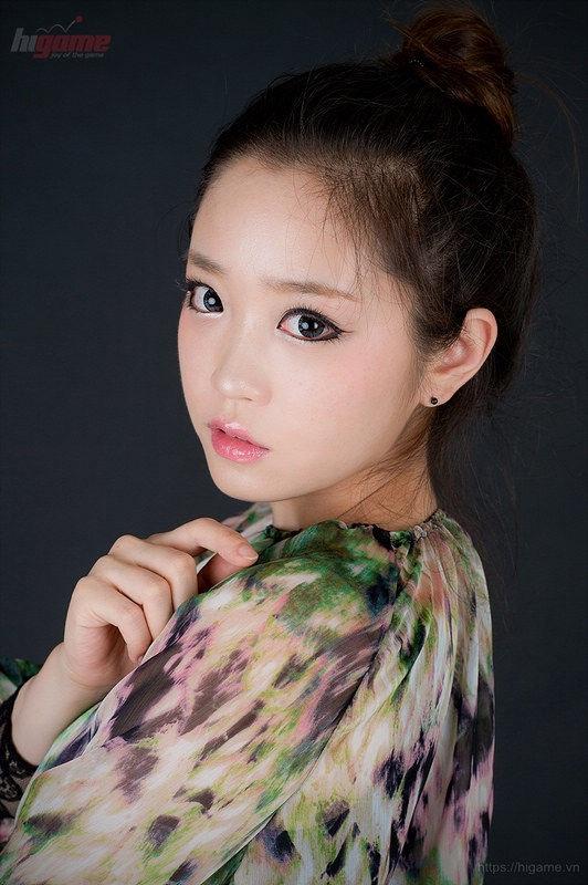 韩27岁整容美女如10岁少女【8】