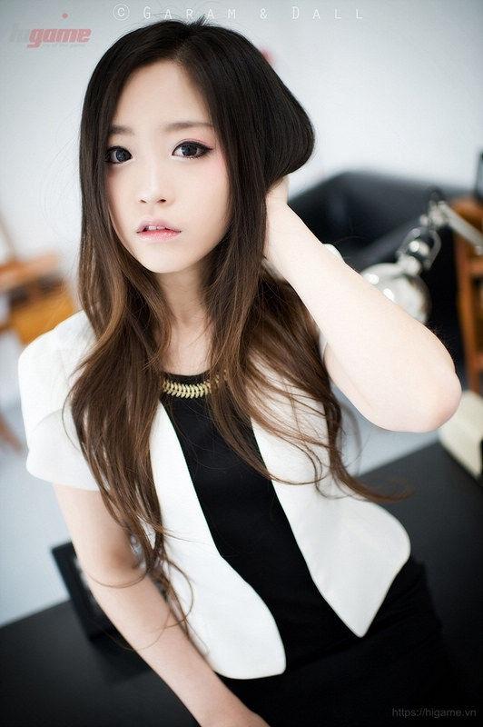韩27岁整容美女如10岁少女【5】
