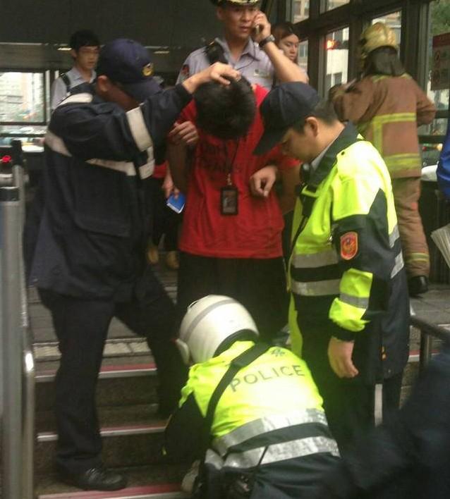 事件 台北 地铁/分享到...