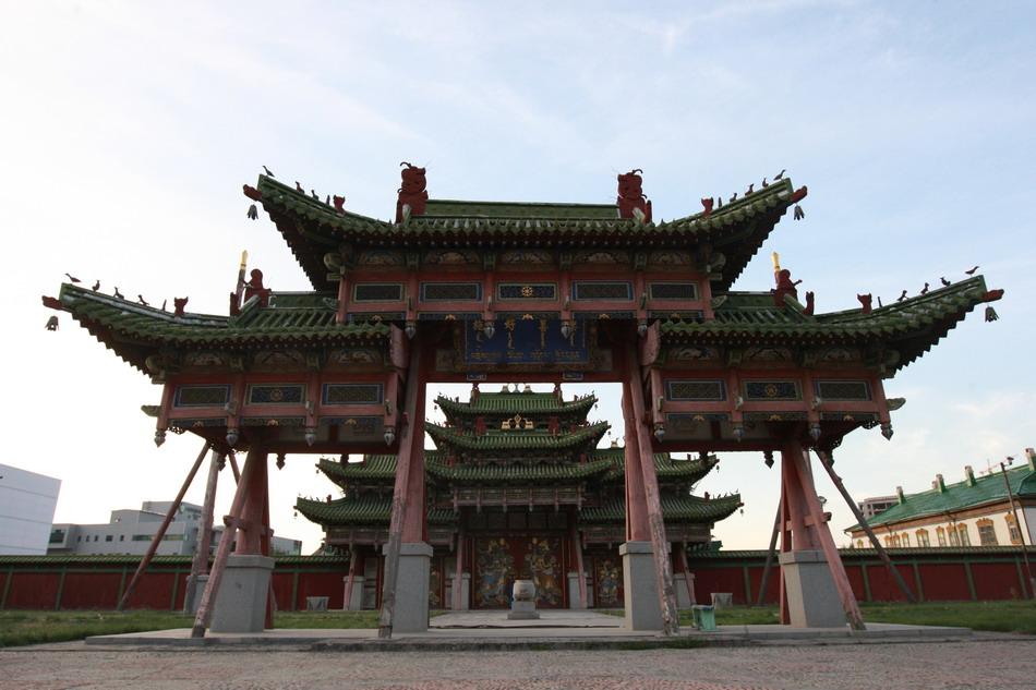 馆内珍藏着许多珍贵历史文物. 2006年5月至2007年10月,中国西安图片