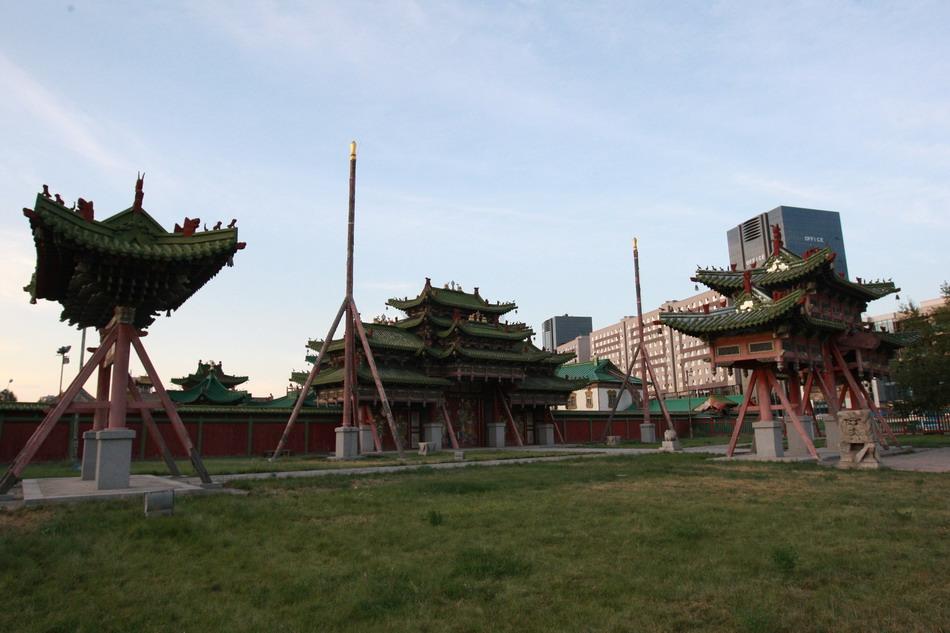 馆内珍藏著许多珍贵历史文物. 2006年5月至2007年10月,中国西安图片