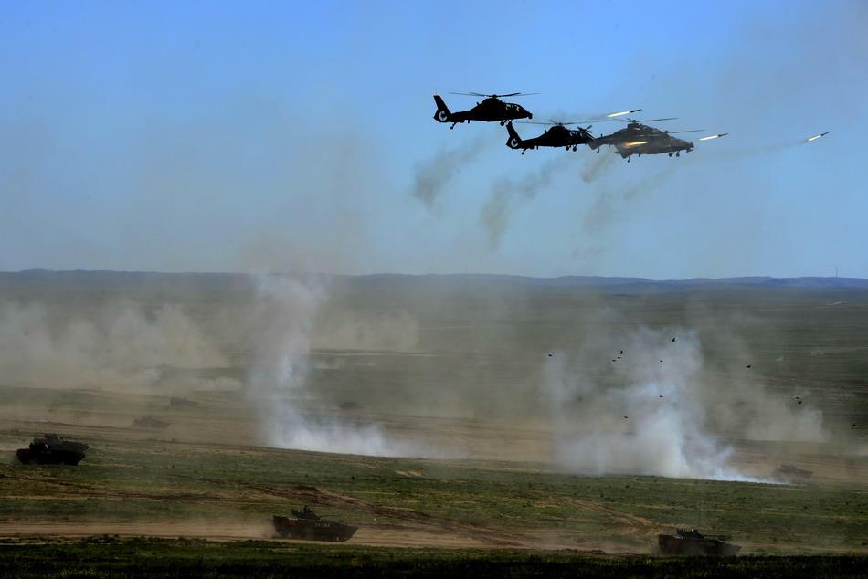兵.此次演习,哈萨克斯坦、中国、吉尔吉斯斯坦、俄罗斯、塔吉克