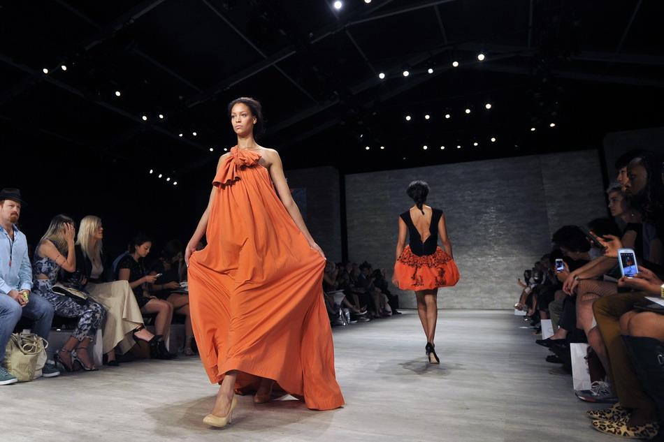 秀场-纽约时装周开幕 SUPIMA品牌亮相图片