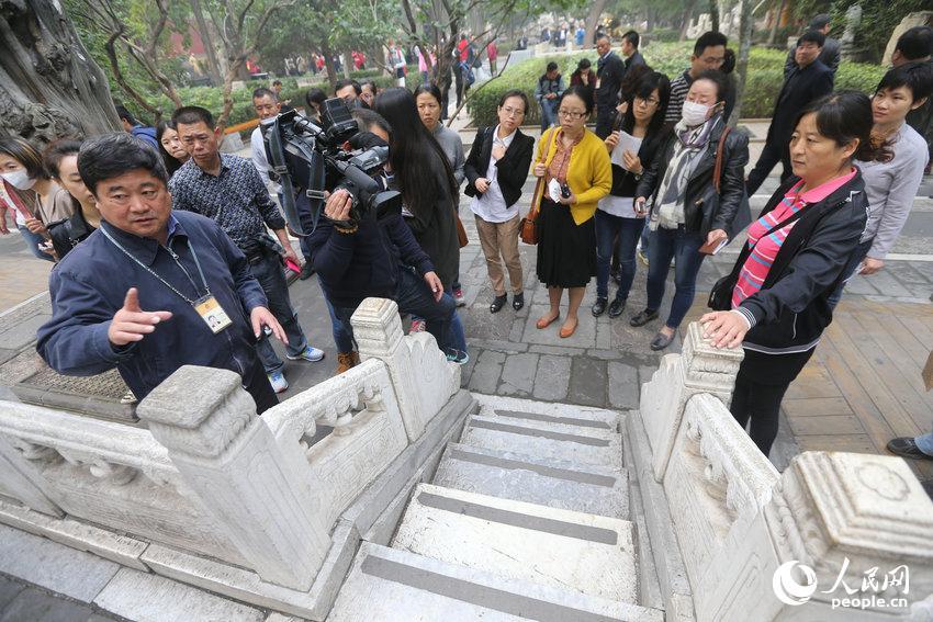 北京 杨益/2014年10月10日,北京故宫博物馆。杨益/CFP