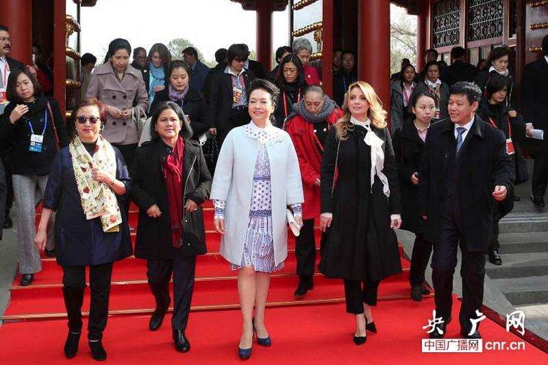 日邀请来华出席2014年APEC领导人非正式会议的部分经济体领导人图片