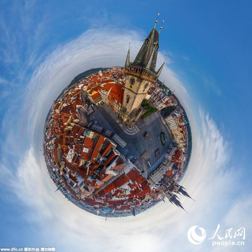 """世界各地都是圆形的会怎样?一起来欣赏一""""颗""""风景"""