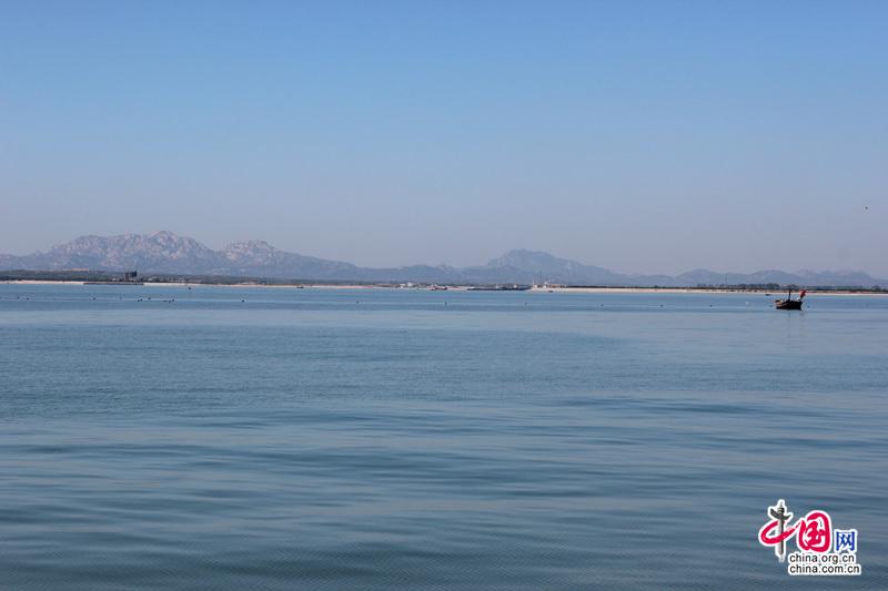 山东日照万宝滨海风景区 负氧离子是内陆城市50倍【5】