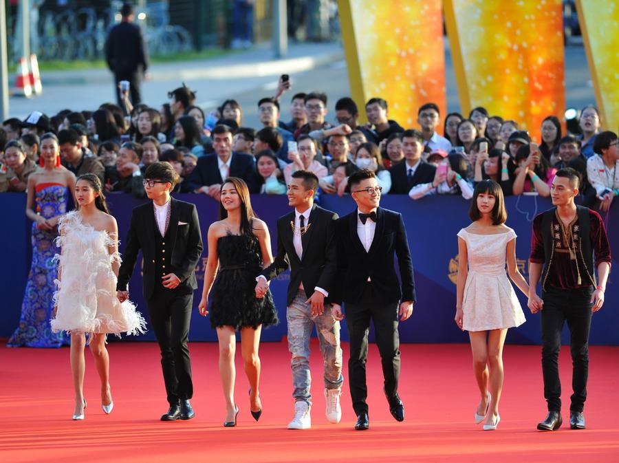 北京国际电影节:不一样的红毯秀【5】11月古装电视剧上映时间表图片
