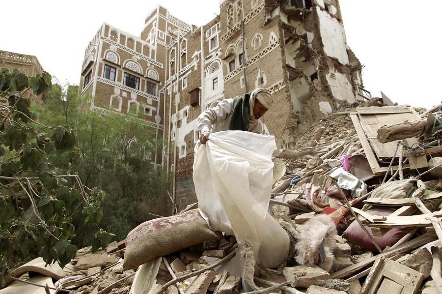 亡,老城区内的历史古迹也遭到破坏,至少5座房屋完全被摧毁,多图片