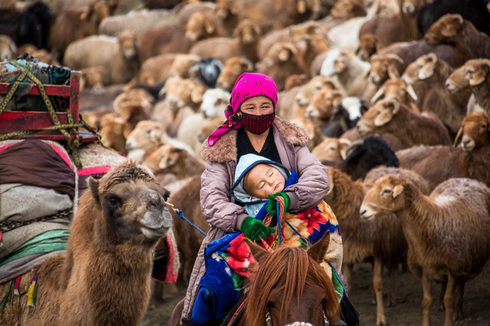 """2014""""中国梦·新女性""""第二届全国女性摄影作品展部分作品:专业组"""