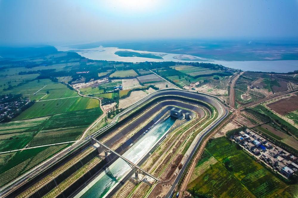 北京已获南水北调工程输水超43亿立方米