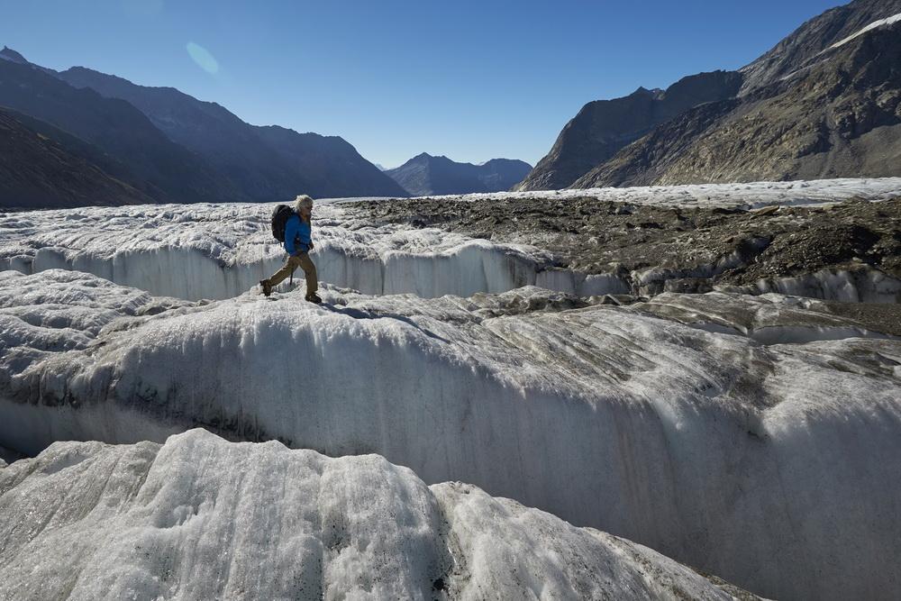 图片故事:消逝的冰川