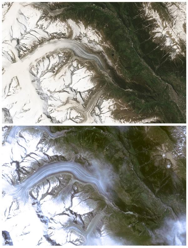 图片故事:消逝的冰川【12】