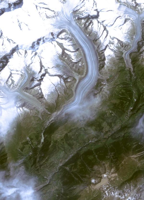 图片故事:消逝的冰川【10】