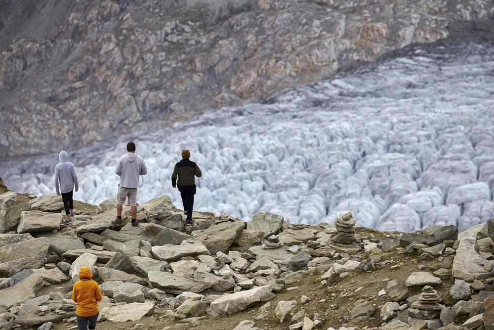 图片故事:消逝的冰川【16】