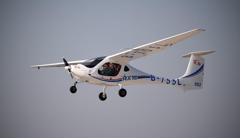 我国首款新能源飞机诞生记