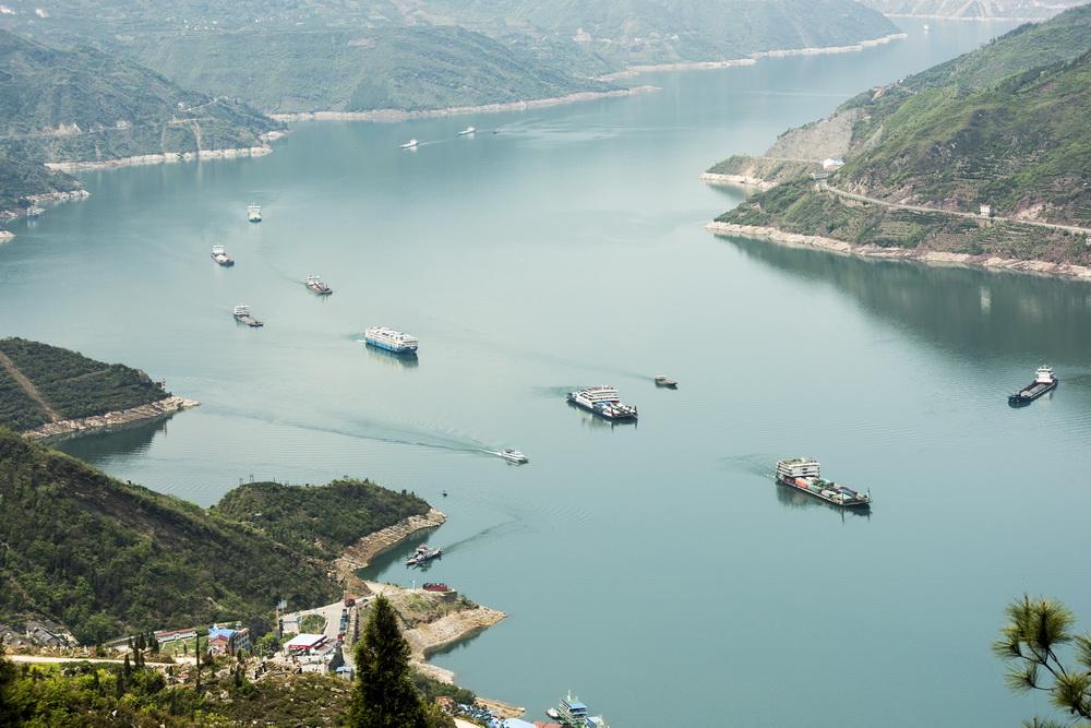 三峡水库一季度累计为下游补水74亿立方米