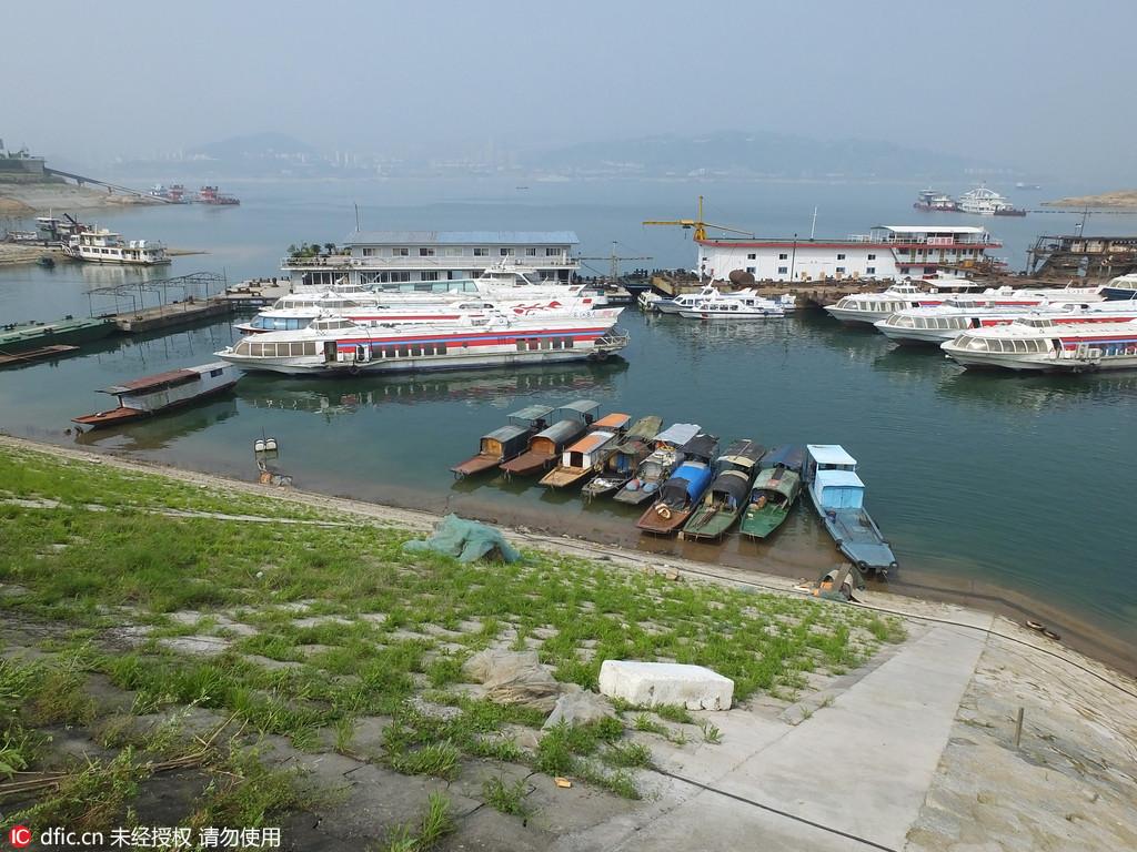 湖北宜昌三峡网_湖北宜昌三峡水库加大下泄流量 腾库防洪--图片频道--人民网