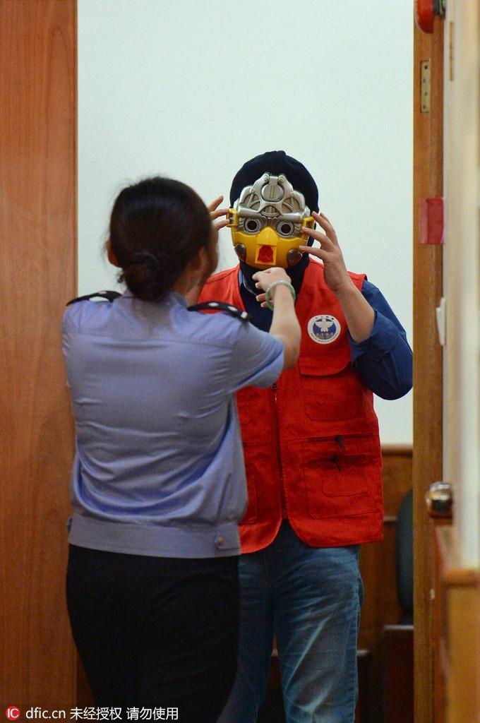冰毒女人口_男子制售冰毒37.8公斤被抓 曾送女学生豪华轿车