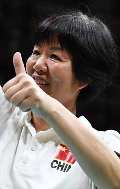 中国女排时隔12年再夺奥运冠军【4】