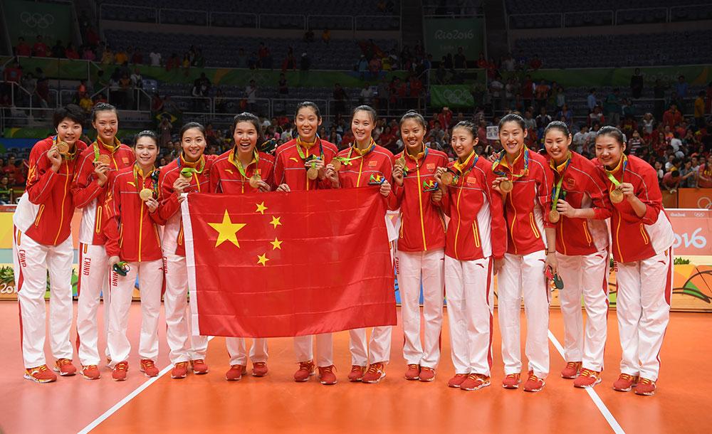 【绝命厮杀】奥运女排决赛 中国3-1战胜塞尔维亚 - 纽约文摘 - 纽约文摘