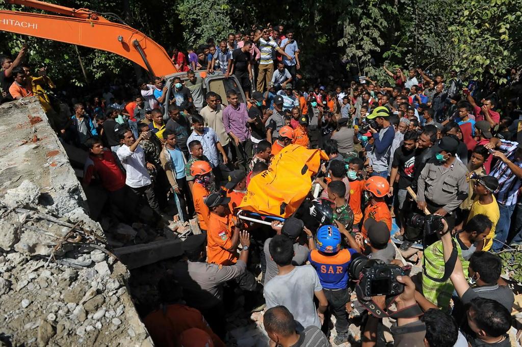 死亡20人_印尼亚齐地震 /strong>造成至少20人死亡