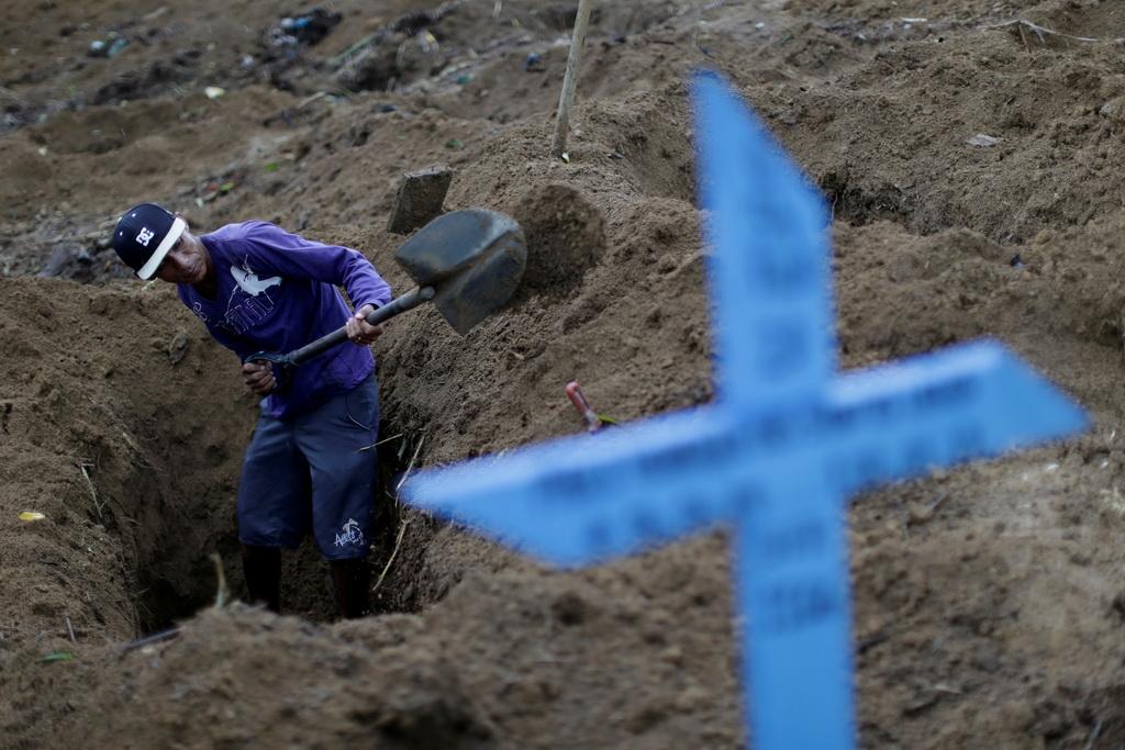 巴西去年370多囚犯非正常死亡