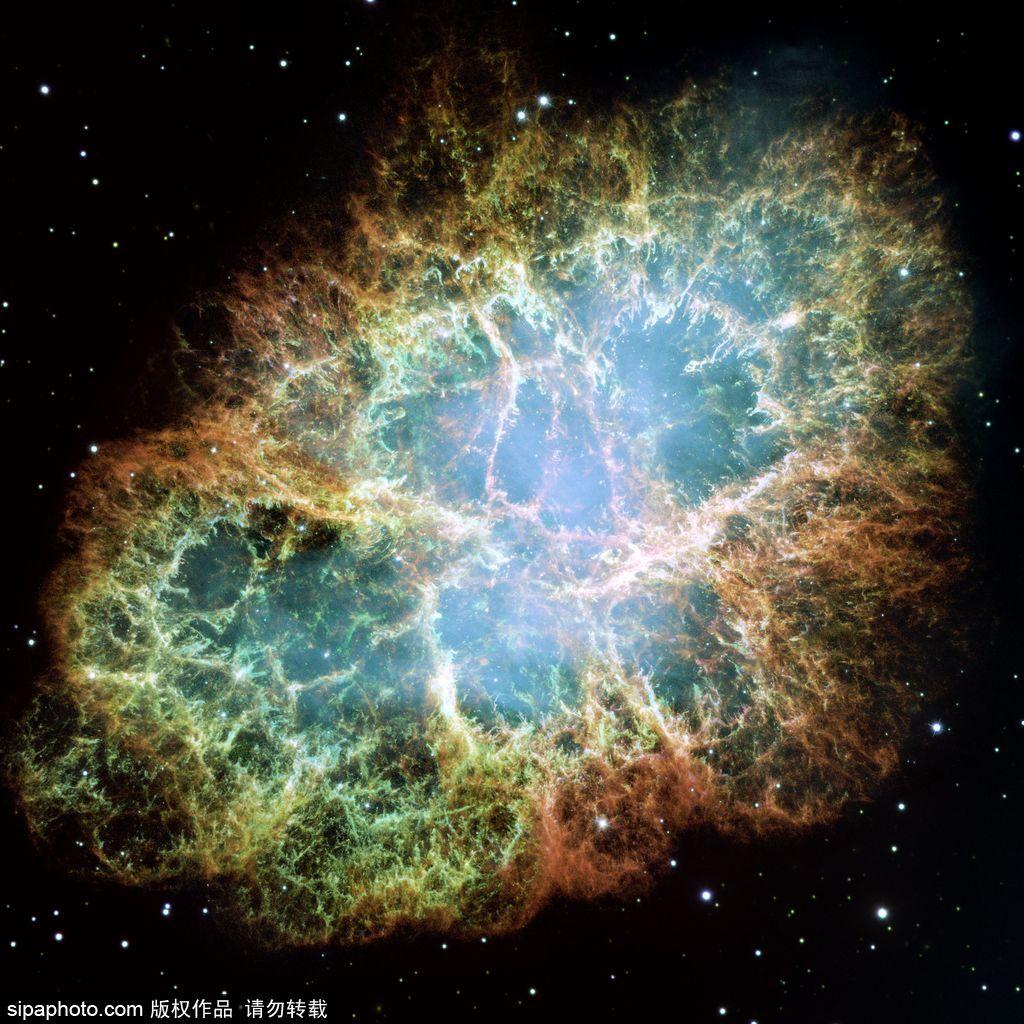 """世界航天日 盘点宇宙不一样的""""烟火"""""""
