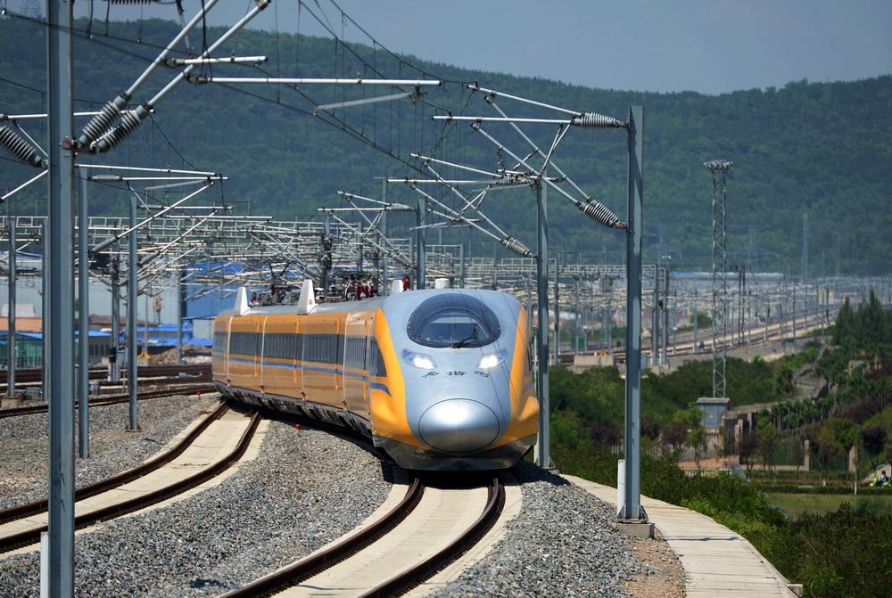 宝兰高铁陕西段联调联试正式启动