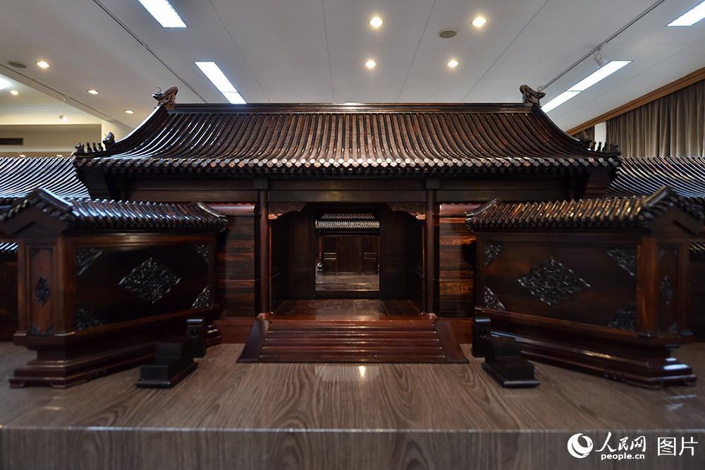 中国紫檀博物馆招聘_走进中国紫檀博物馆 感受不一样的历史文化--图片频道--人民网