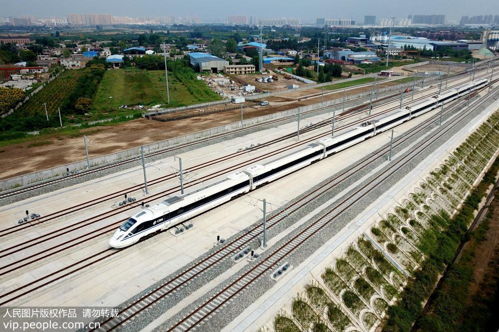...高铁是我国首条穿越秦岭的高速铁路,国家中长期铁路网规划中图片 185236 1000x666