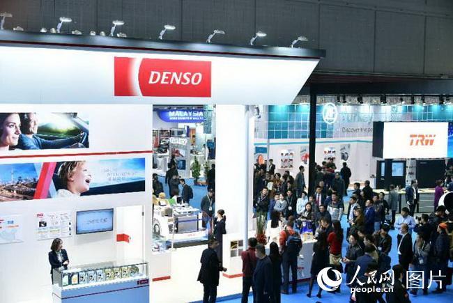 上海举办第十三届国际汽车零配件、维修检测诊断设备及服务用品展览会