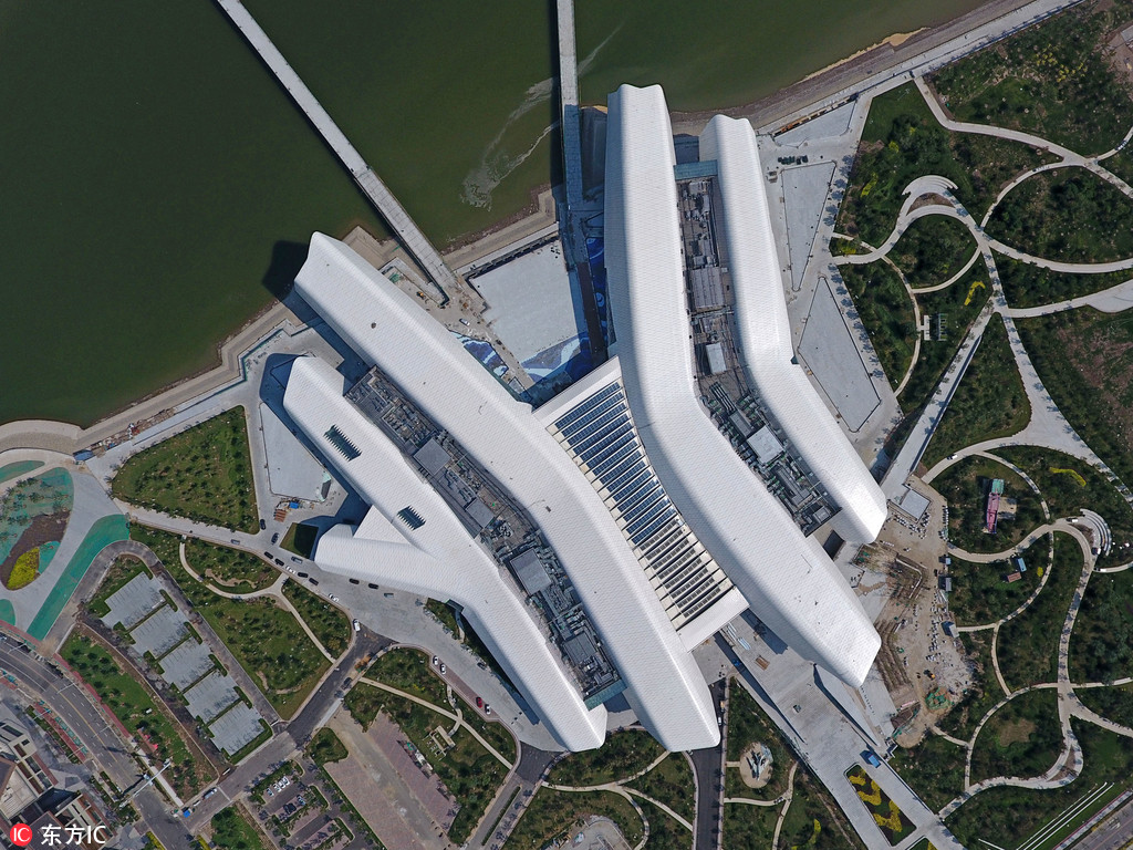 天津国家海洋博物馆即将开馆【2】