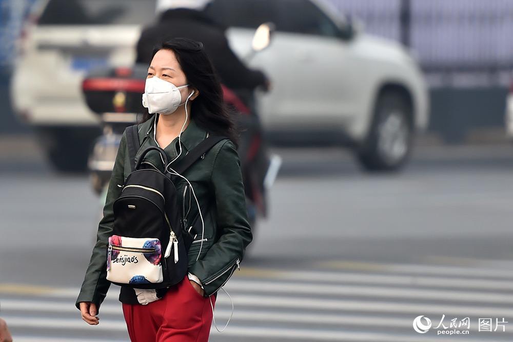 北京空气质量已达中重度污染【5】