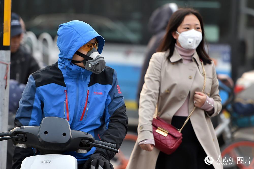 北京空气质量已达中重度污染