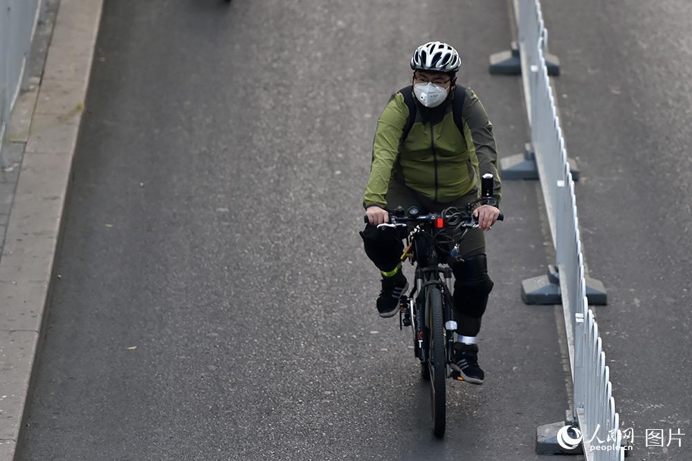 北京空气质量已达中重度污染【6】