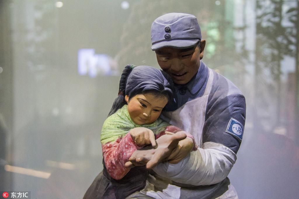 探访天津非物质文化遗产——泥人张