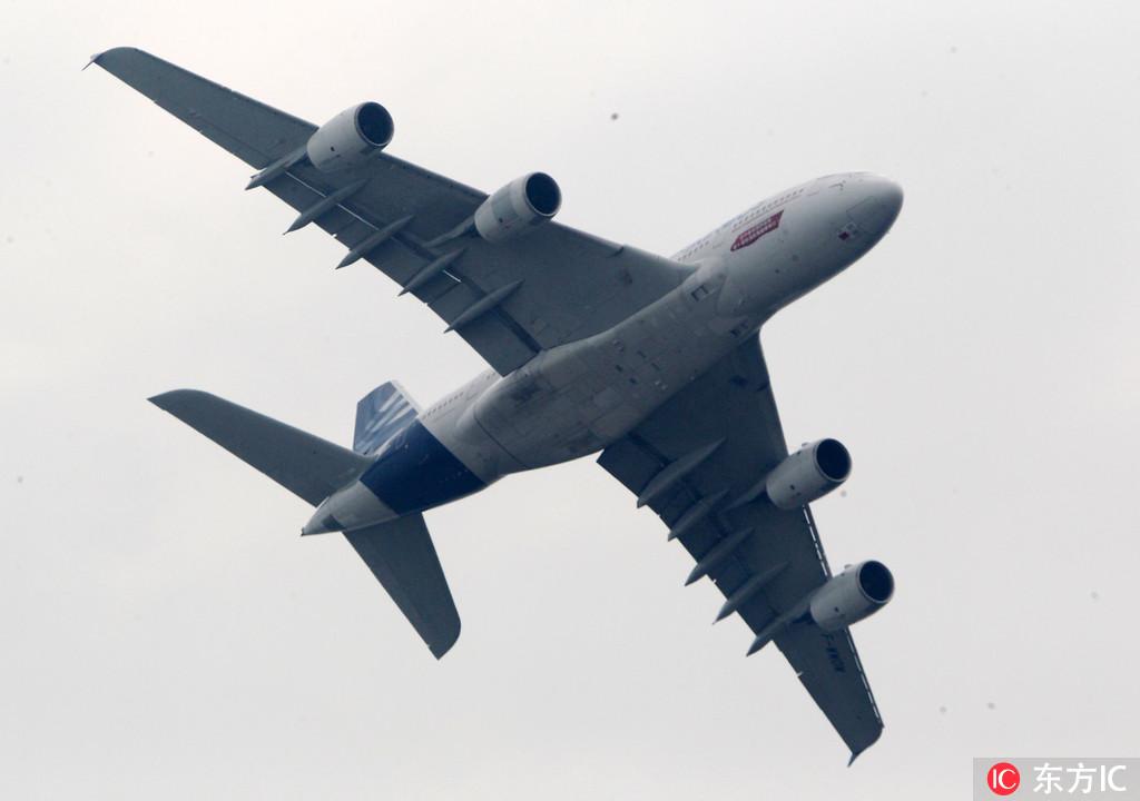空客A380客机将于2021年正式停产