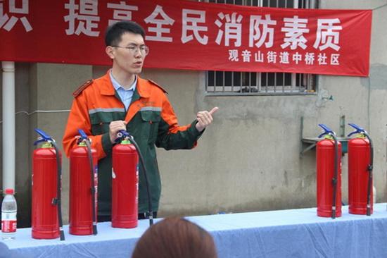 江苏:增强全民消防意识 提高全民消防素质